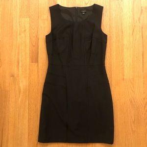 NWOT Ann Taylor Black Sleeveless Dress